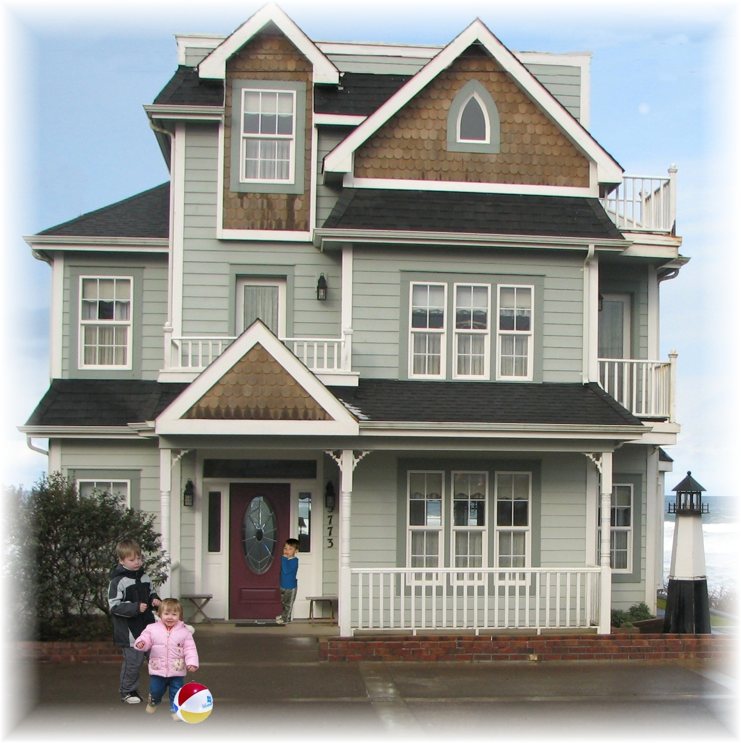 Beach Houses For Rent In Ocean City: Lincoln City Vacation Rental